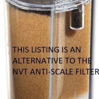 Alternative to Domena NVT anti-scale filter
