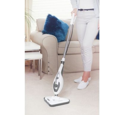 Hoover SteamJet S2IN1300CA 2-in-1 Steam Mop and Handheld Steam Cleaner